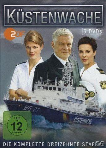 DVD »Küstenwache - Staffel 13«