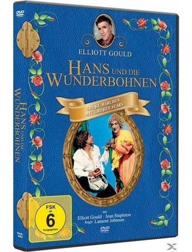 DVD »Große Märchen mit großen Stars - Hans und die...«