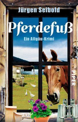 Broschiertes Buch »Pferdefuß / Hauptkommissar Eike Hansen Bd.4«
