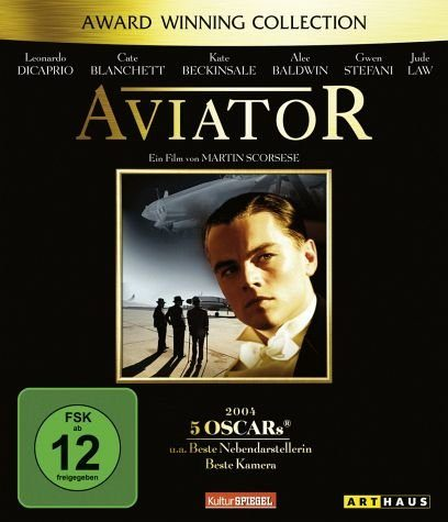 Blu-ray »Aviator«