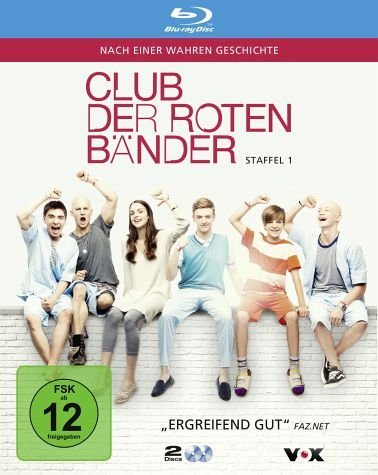 Blu-ray »Club der roten Bänder - Staffel 1«