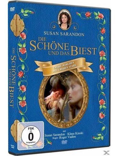 DVD »Große Märchen mit großen Stars - Die Schöne...«