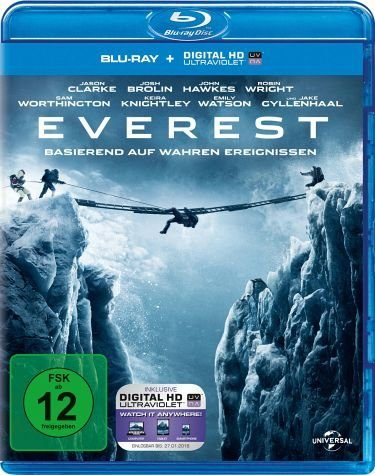 Blu-ray »Everest«
