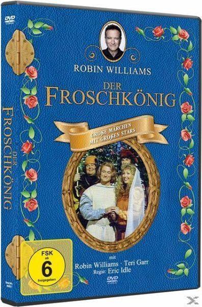 DVD »Große Märchen Mit Großen Stars - Der Froschkönig«
