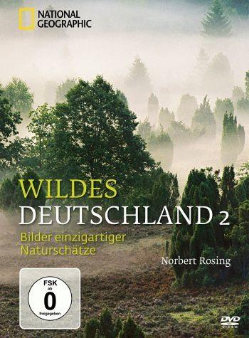 DVD »Wildes Deutschland 2 - Bilder einzigartiger...«