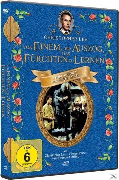DVD »Große Märchen mit großen Stars - Von einem der...«