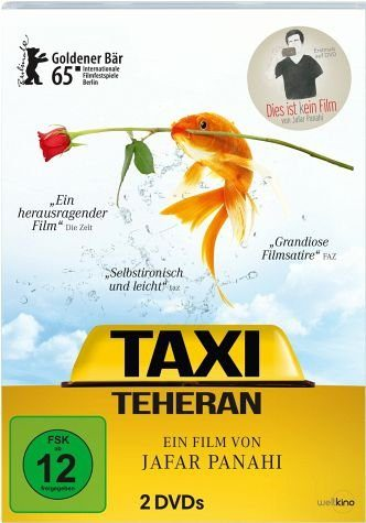 DVD »Taxi Teheran (Special Edition, 2 Discs)«