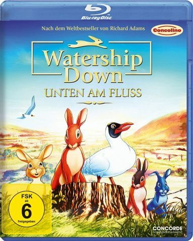 Blu-ray »Watership Down - Unten am Fluß«