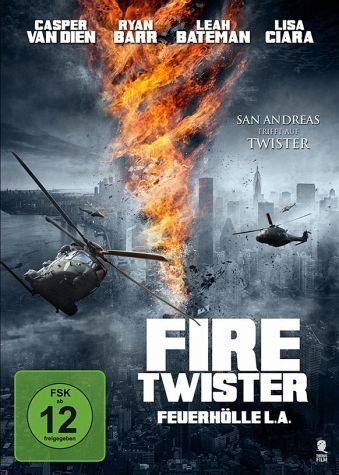 DVD »Fire Twister - Feuerhölle L.A.«