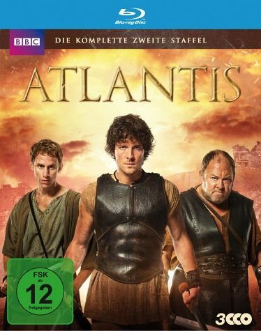 Blu-ray »Atlantis - Die komplette zweite Staffel (3 Discs)«