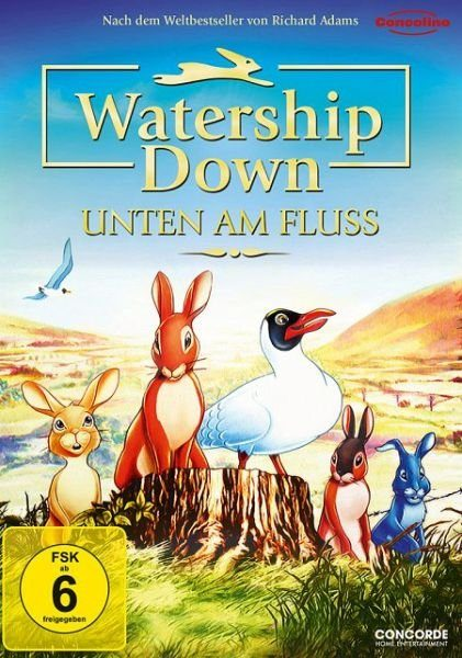 DVD »Watership Down - Unten am Fluß«