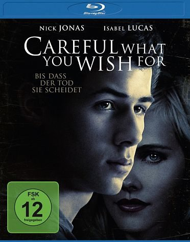 Blu-ray »Careful What You Wish For«