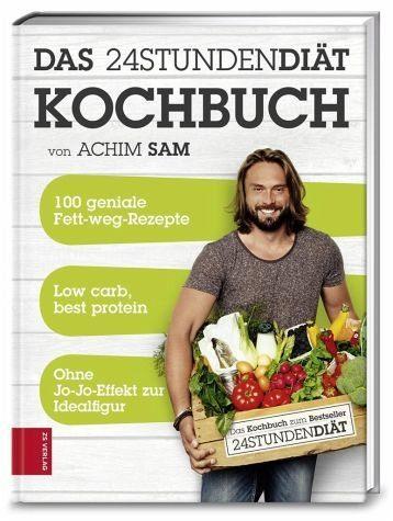 Gebundenes Buch »24STUNDENDIÄT - Das Kochbuch«