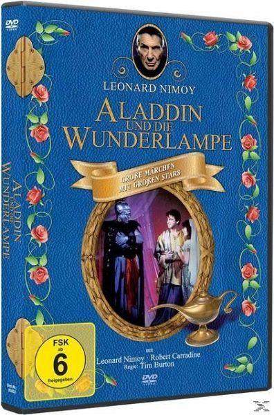 DVD »Große Märchen mit großen Stars - Aladdin und...«