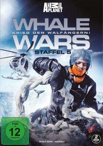 DVD »Whale Wars - Krieg den Walfängern! Staffel 5...«