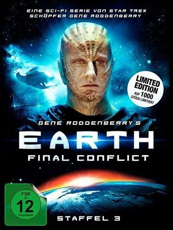 DVD »Gene Roddenberry's Earth:Final Conflict -...«
