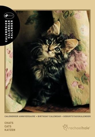 Kalender »Cats Birthdaycalendar«