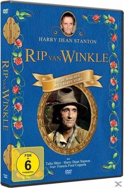 DVD »Große Märchen mit großen Stars - Rip van Winkle«