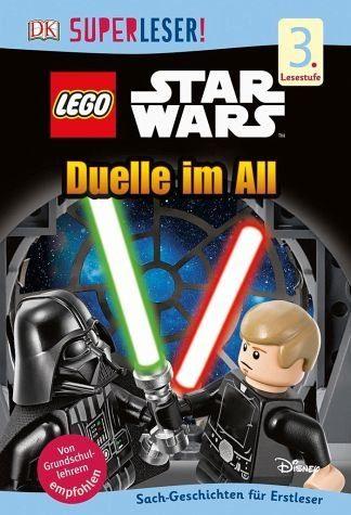 Gebundenes Buch »SUPERLESER! LEGO® Star Wars(TM) Duelle im All«