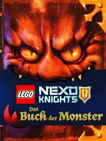 Gebundenes Buch »LEGO® Nexo Knights(TM) Das Buch der Monster«