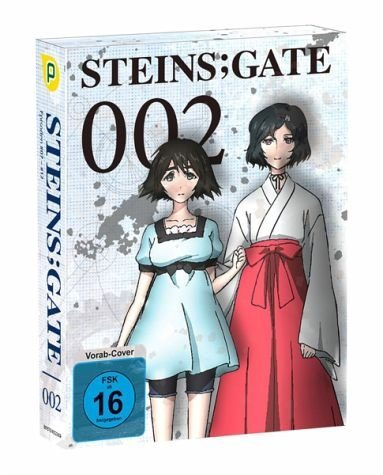 DVD »Steins;Gate - Vol. 2 (2 Discs)«