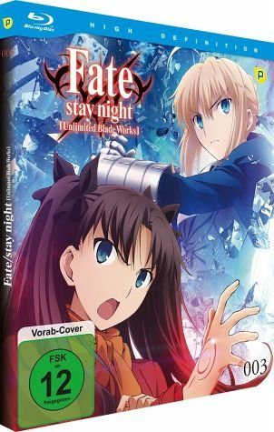 Blu-ray »Fate/Stay Night: Unlimited Blade Works - Vol....«