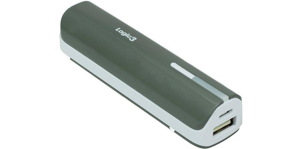 LOGIC3 Power Bank 2.800 mAh (Akku) »(Tablet/Smartphone)«