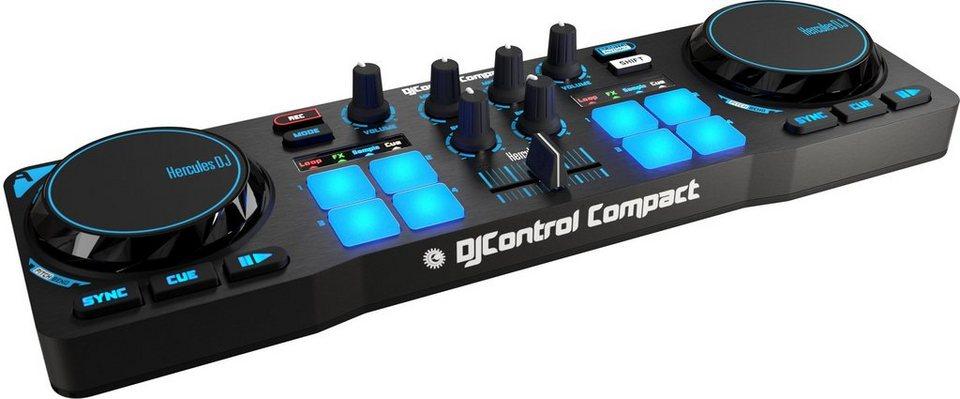 HERCULES DJ Control Compact »(PC)«