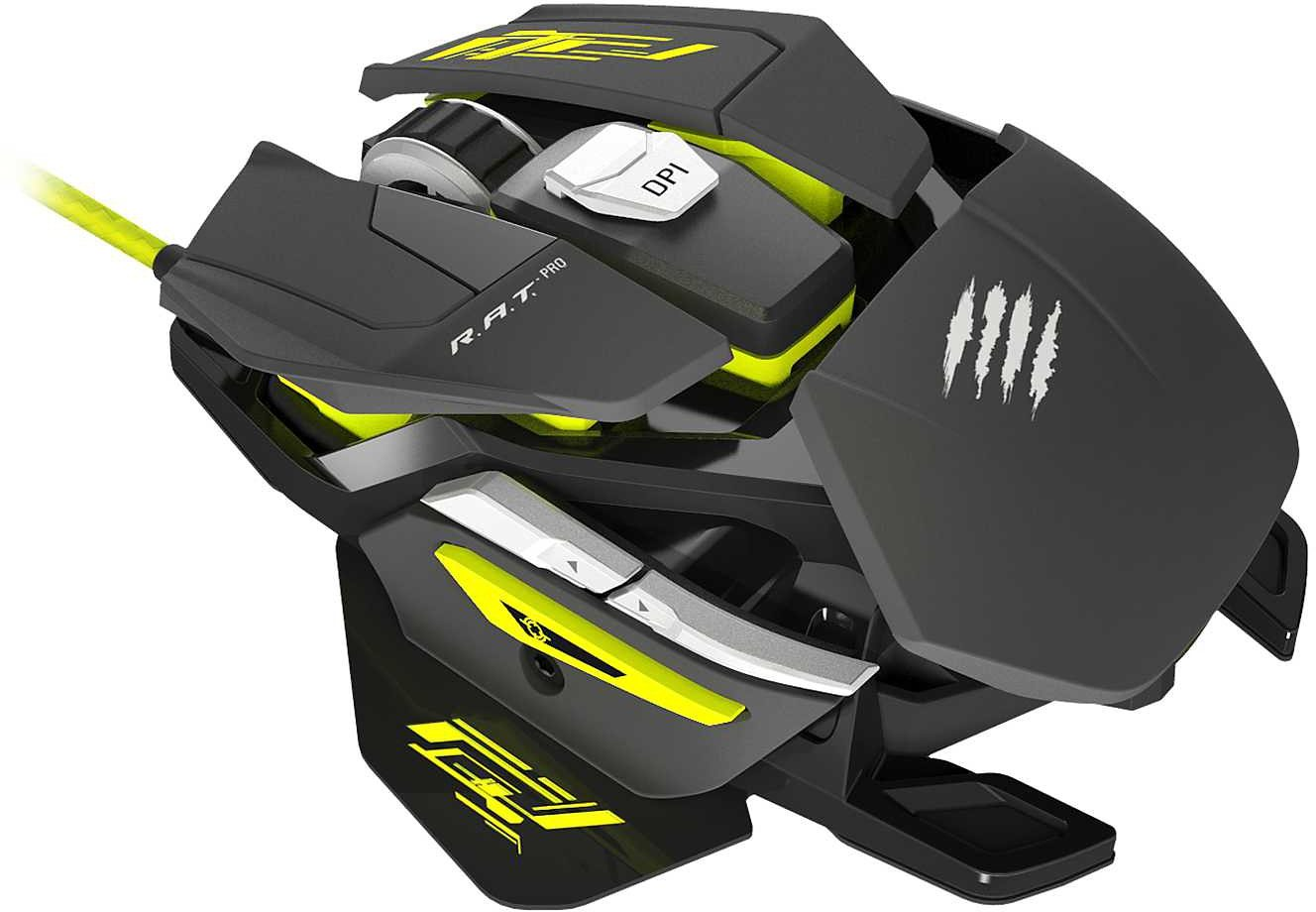 Mad Catz R.A.T. Pro S Gaming Mouse »PC«