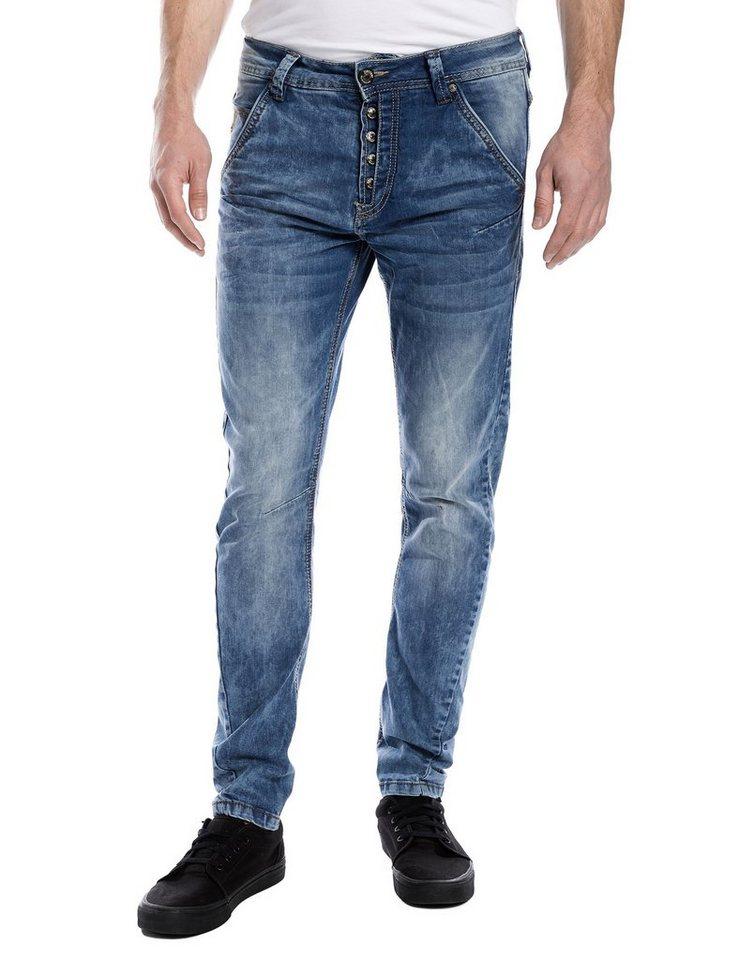 "TIMEZONE Jeans »DwayneTZ 3D ""3948 hobo wash""« in hobo wash"