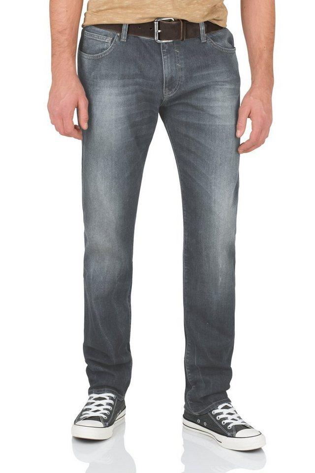 NAGANO Jeans »CHOGO« in black anthra