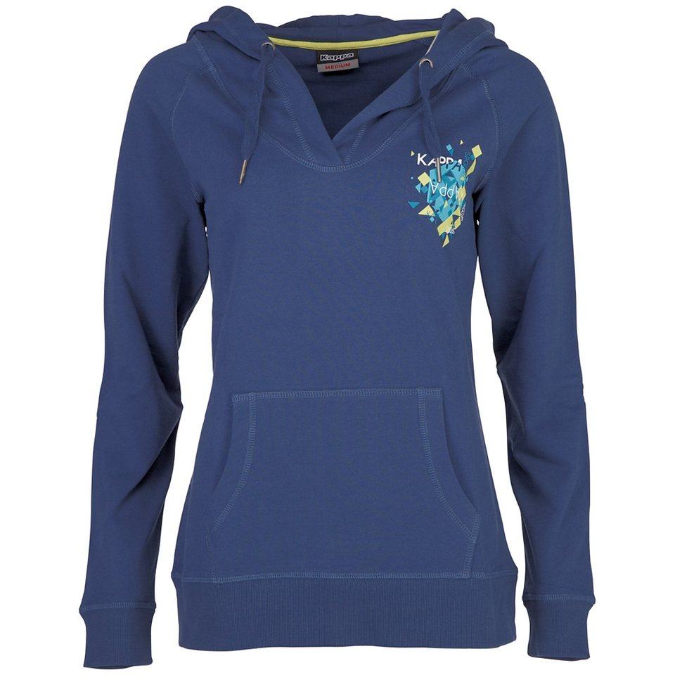 KAPPA Sweatshirt »WENDY« in night blue