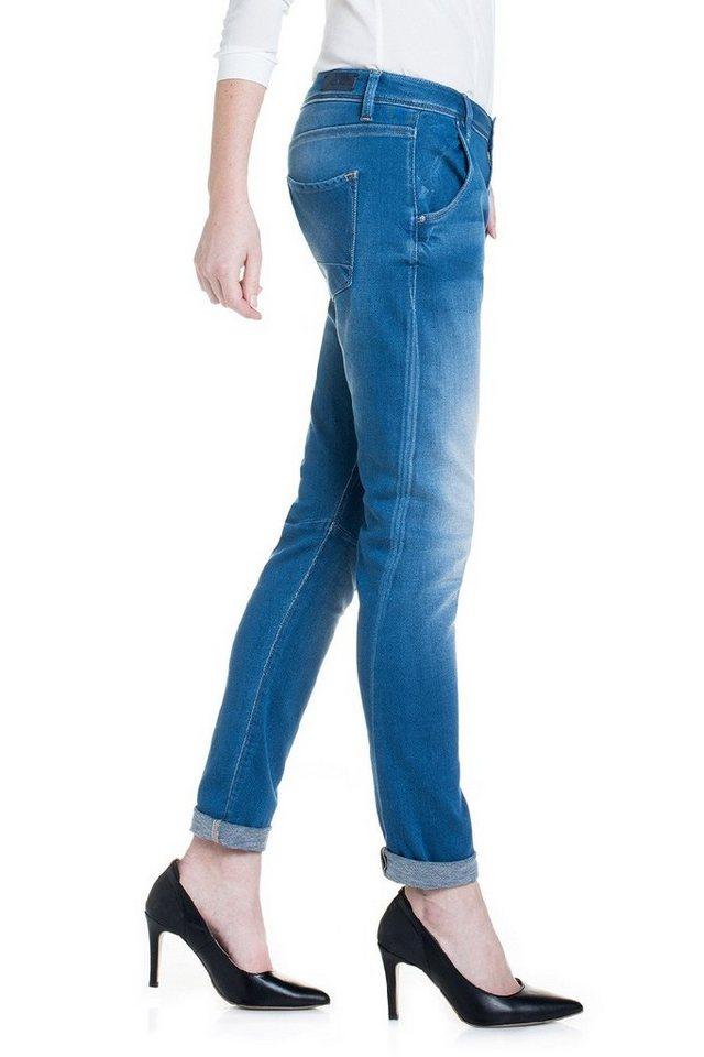 salsa jeans Jean »Slim Carrot/ Judy« in Blue