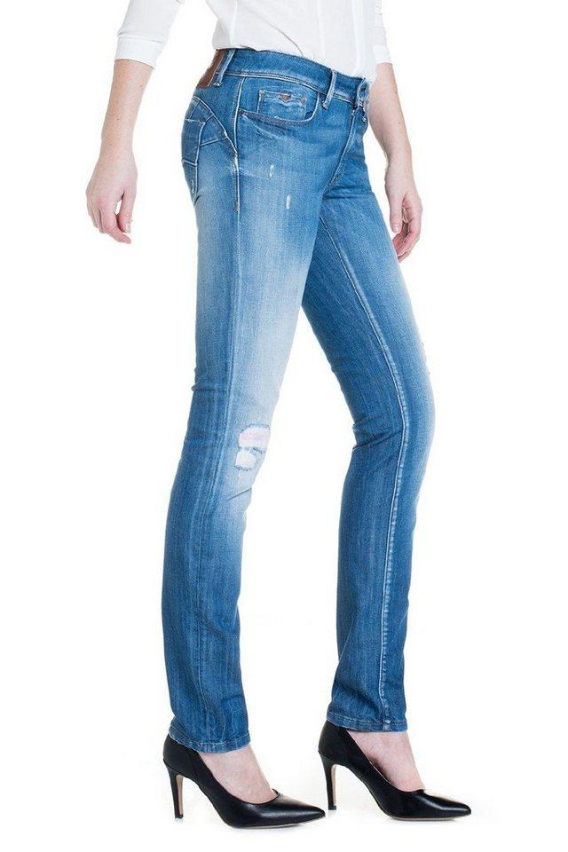salsa jeans Jean »Push Up/ Wonder« in Blue