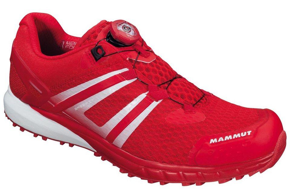 Mammut Runningschuh »MTR 201-ll Boa Low Shoes Men« in rot
