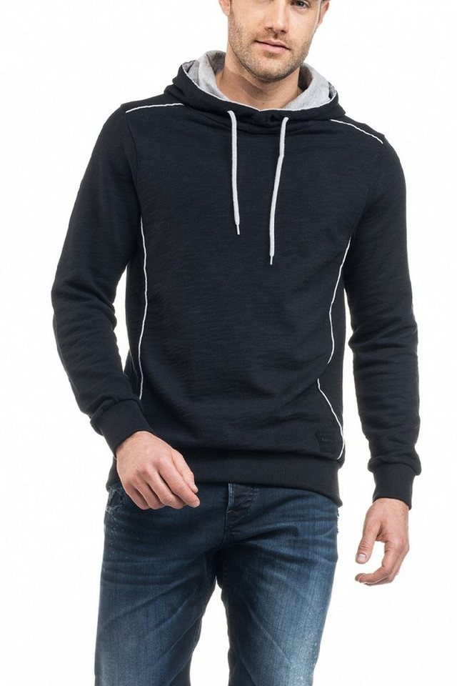 salsa jeans Pullover »VANCOUVER« in Black