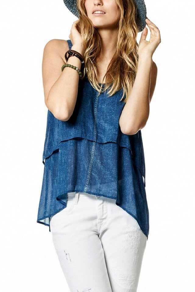 salsa jeans Top in Blue