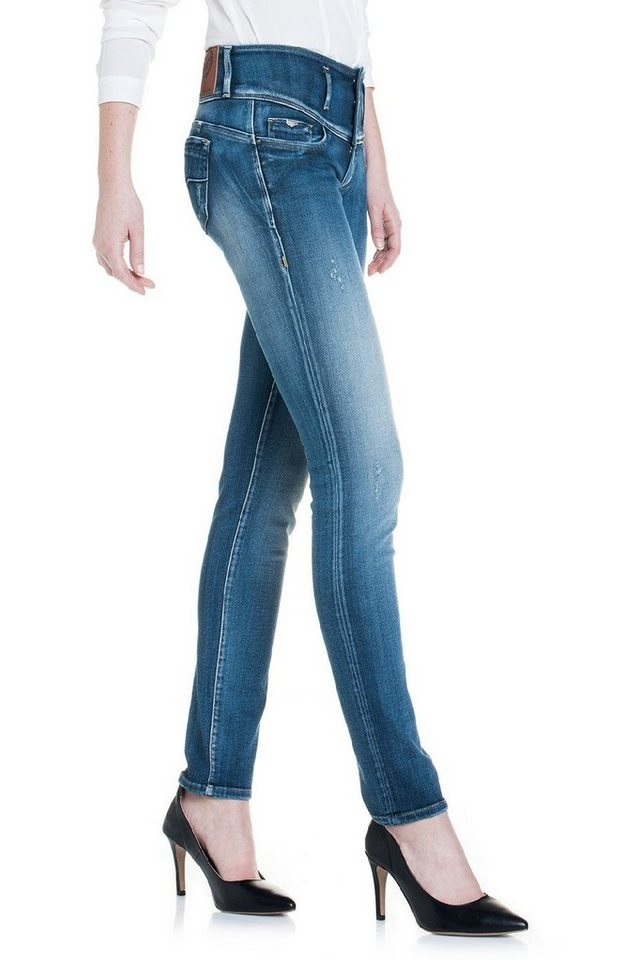 salsa jeans Jean »Push Up/ Mystery« in Blue