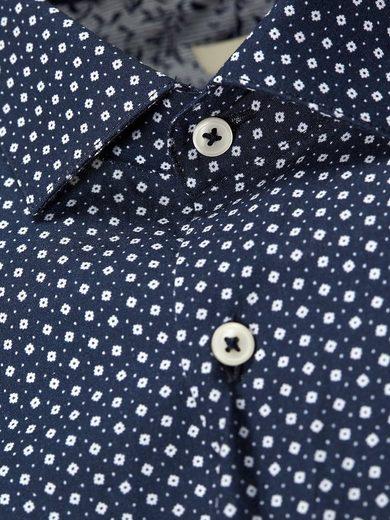 Jack & Jones Micro-Floralprint Businesshemd