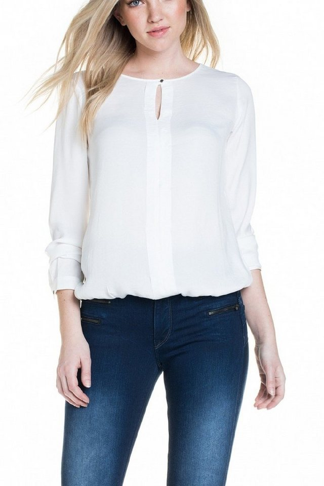 salsa jeans Bluse in White