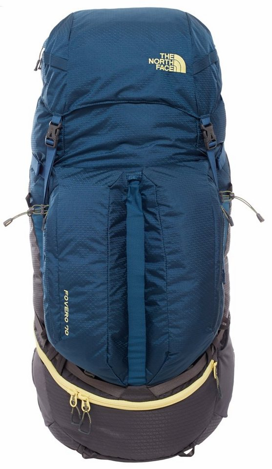 The North Face Sport- und Freizeittasche »Fovero 70 Backpack S/M« in blau