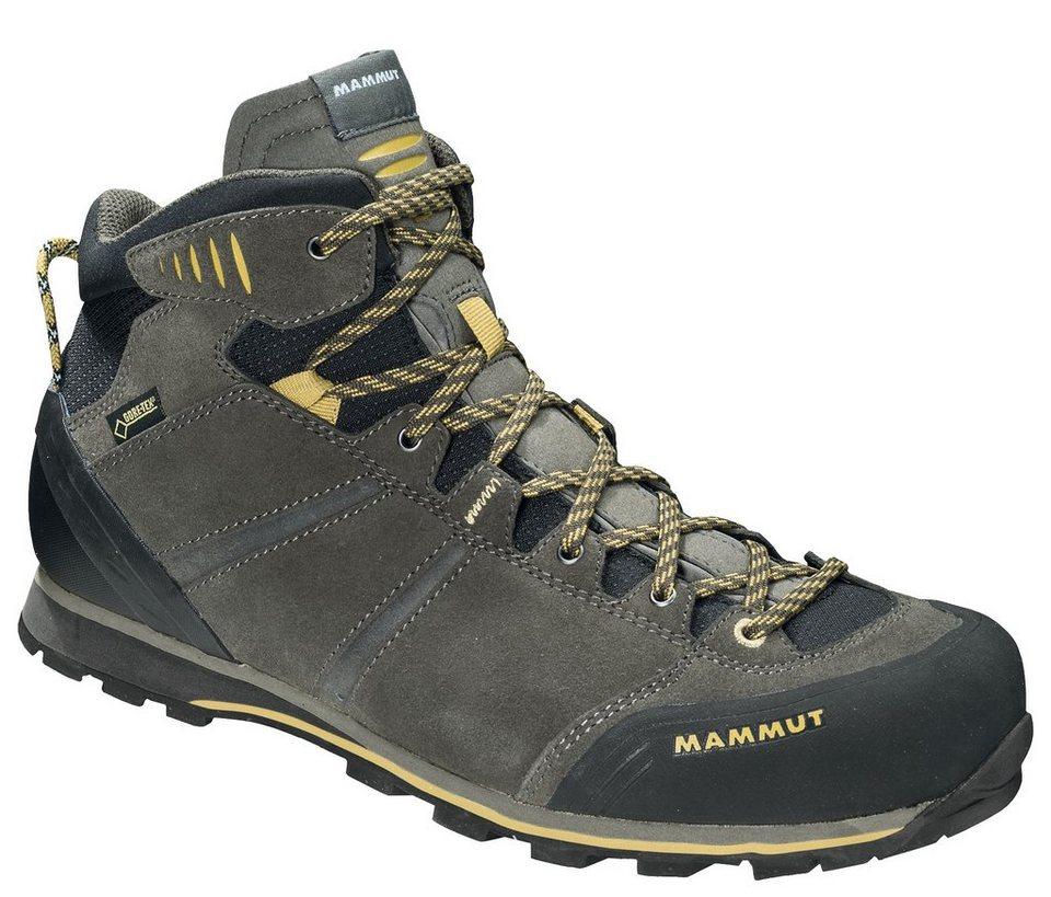 Mammut Kletterschuh »Wall Guide Mid GTX Shoes Men« in braun