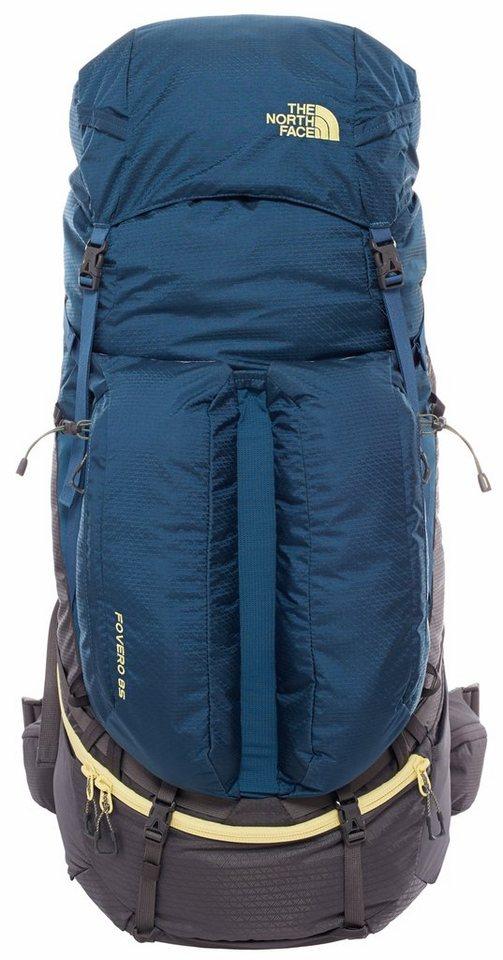 The North Face Sport- und Freizeittasche »Fovero 85 Backpack S/M« in blau