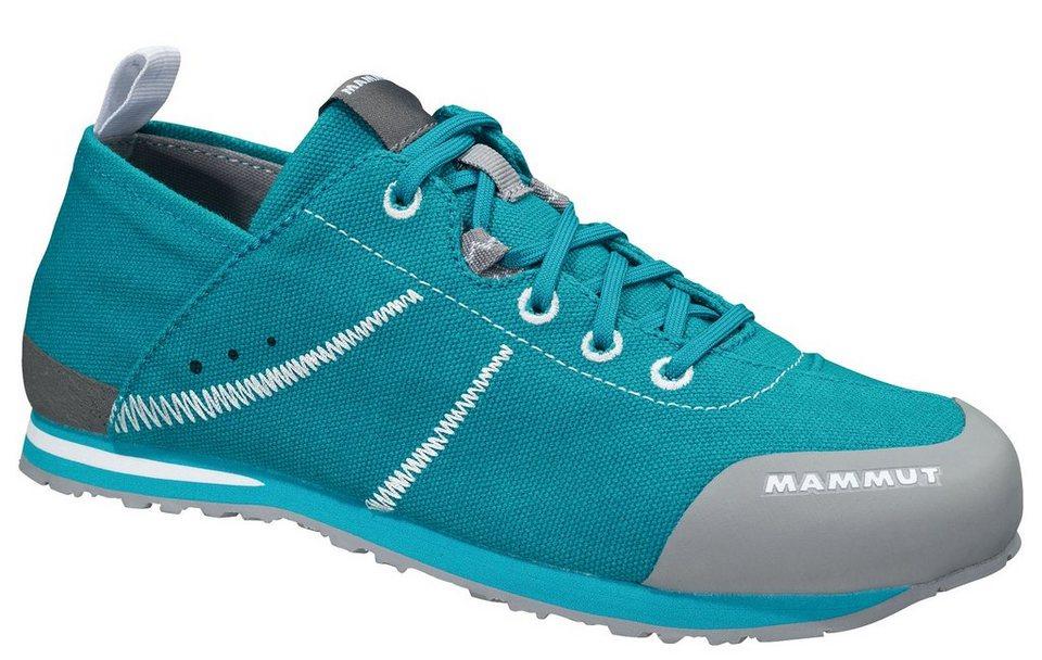 Mammut Freizeitschuh »Sloper Low Canvas Shoes Women« in türkis