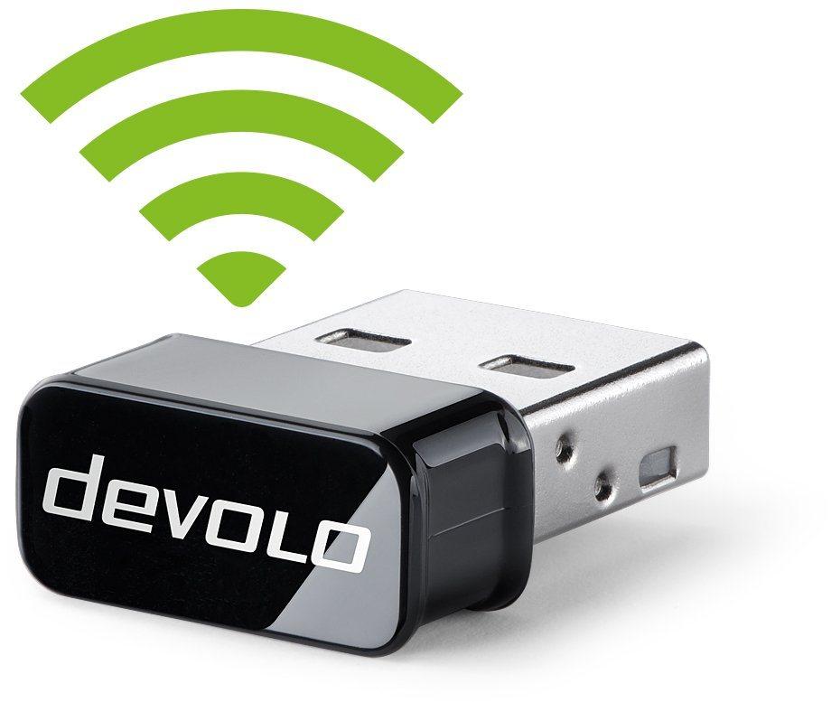 DEVOLO WLAN »WiFi Stick ac (USB Stick, Windows & Mac IOS, 3g)« in schwarz