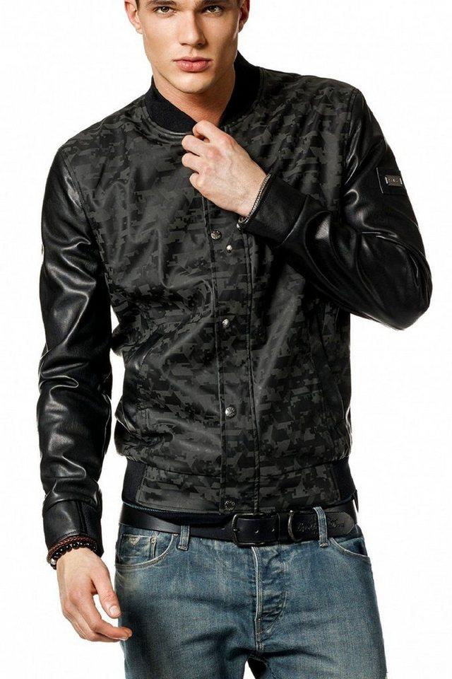 salsa jeans Outdoorjacke in Black