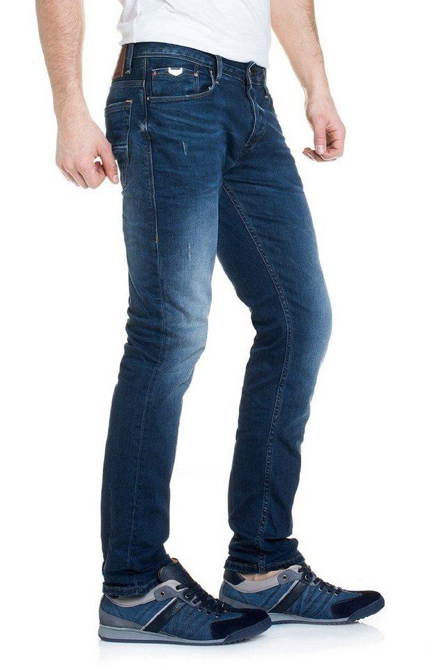 salsa jeans Jean »Slim/ Blaze« in Blue