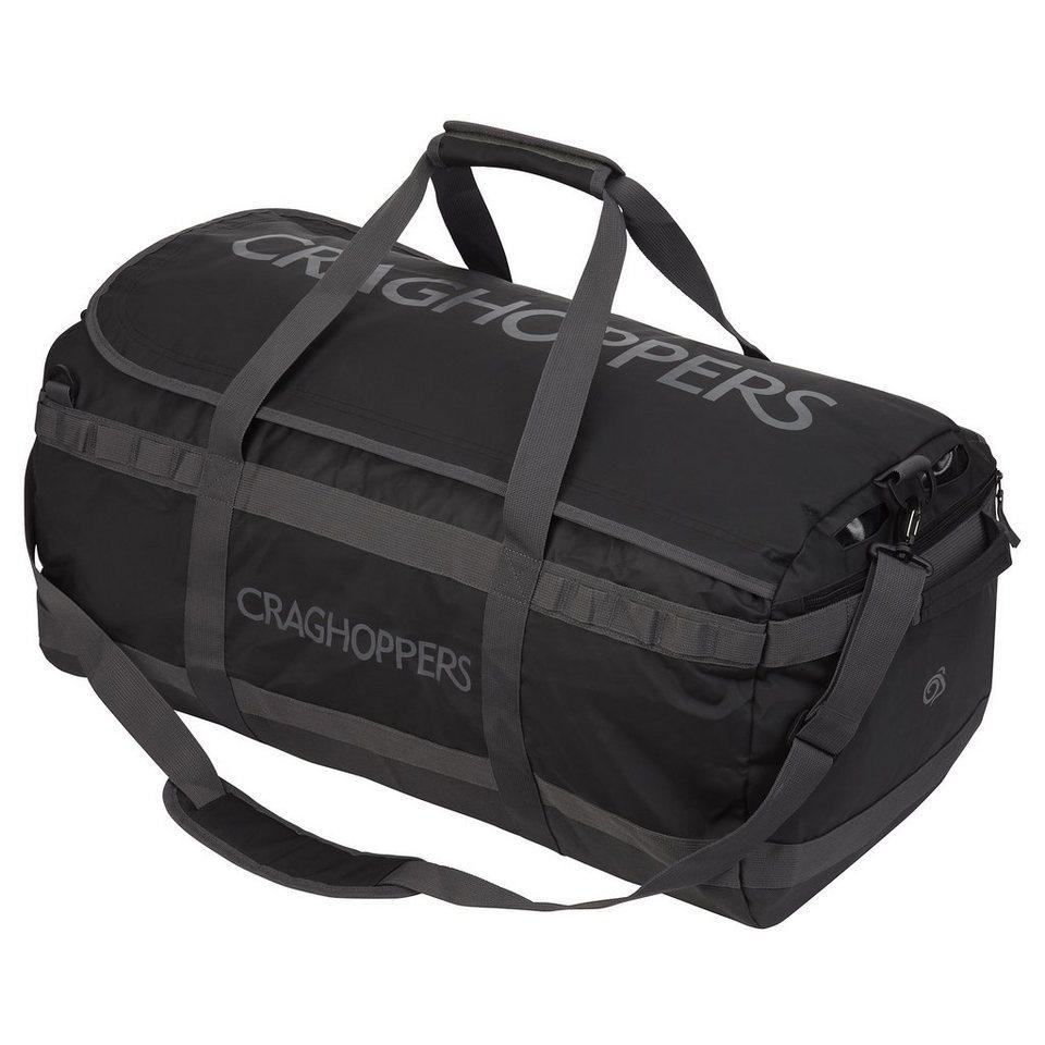 Craghoppers Reisekoffer 90 L »90 Liter« in Black/Quarry Grey
