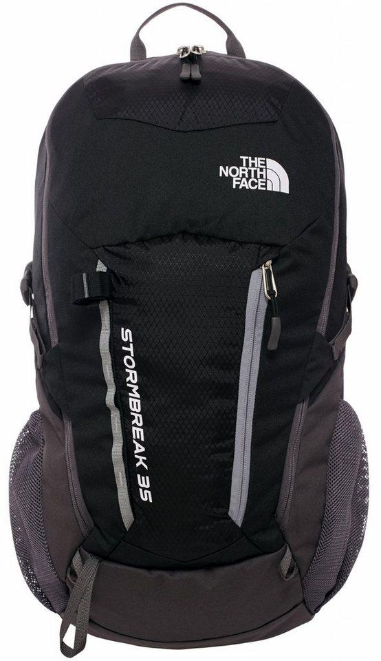 The North Face Sport- und Freizeittasche »Stormbreak 35 Backpack« in schwarz