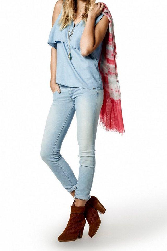 salsa jeans Jean »Slim/ Elegant« in Blue